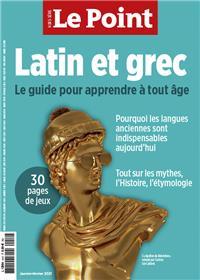 Le Point HS Education  n° 10: Latin et Grec - Janvier 2021