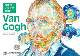 Cahier de Dessin Animé - Van Gogh