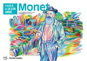 Cahier de Dessin Animé - Monet