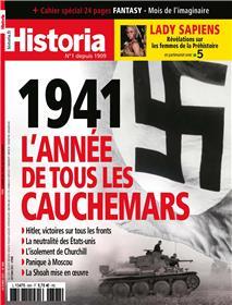 Historia N°898 - 1941 L´année de tous les cauchemars - octobre 2021