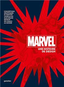 Marvel Une histoire de design