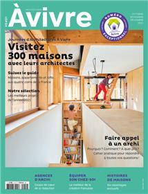 Architectures à vivre HS n°51 Visitez 300 maisons