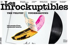 Les Inrockuptibles n°4 :  The Velvet Underground - Octobre 2021