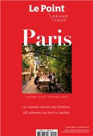 Le Point Hors-série Grand Tour n°2 - PARIS - Octobre 2021