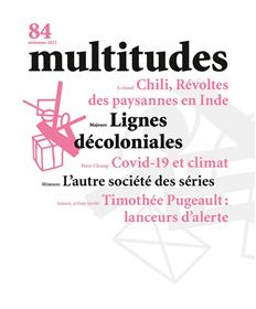 Multitudes N°84 - automne 2021