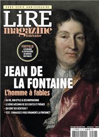 Lire Magazine littéraire HS - Jean de La Fontaine - Octobre 2021