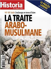 Historia N°899 - VIIe-XXe L´esclavage en terres d´islam - La traite arabo-musulmane - novembre 2021