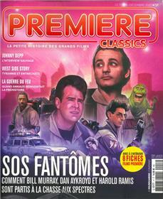 Premiere Classics n°17 : SOS fantôme - octobre - décembre 2021