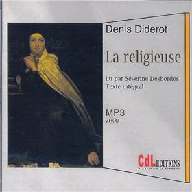 La Religieuse - Mp3 6 Cd