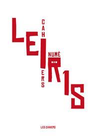 Cahiers Leiris N°1
