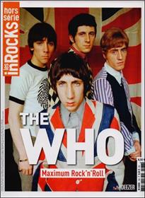 Les Inrocks Hs N°73 The Who British Attitude Juin 2015