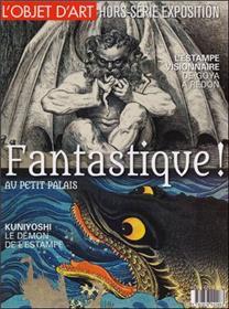 L´Objet D´Art Hs N°93  Fantastique Kuniyoski Octobre 2015