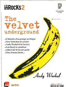 Les Inrocks2 Hs N°68 Le Velvet Underground Mars 2016