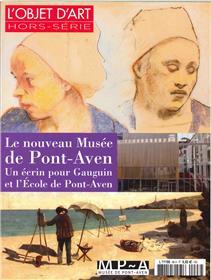 L´Objet D´Art Hs 96- Le Musee De Pont-Aven Reouverture- Mars 2016