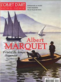 L´Objet D´Art Hs N° 97- Albert Marquet Au Mam Paris- Mars 2016
