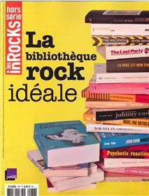 Les Inrocks Hs N°78 La Bibliotheque Rock Ideale Avril 2016