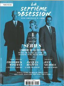 La Septieme Obsession N°4 Series L´Amour De La Fiction  Avril/Mai 2016