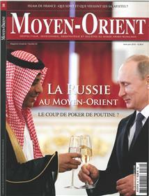 Moyen-Orient N°30 La Russie Au Moyen-Orient Avril/Juin 2016
