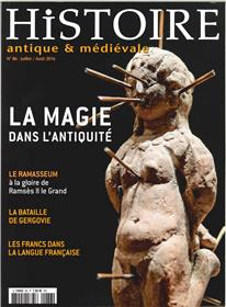 Archeologia N°545  Grece Juillet/Aout 2015
