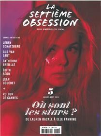 La Septieme Obsession N°5  Ou Sont Les Stars ?  Juillet/Aout 2016