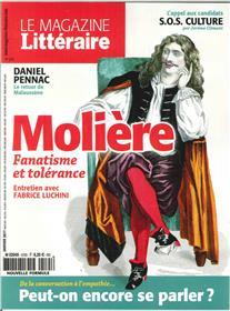 Le Magazine Litteraire N°575 Moliere   Janvier 2017