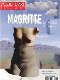 L´Objet D´Art Hs N°105  Magritte Septembre 2016