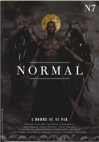 Normal Magazine N° 7 -  Le Nu Masculin , L´Homme Nu- Septembre 2016