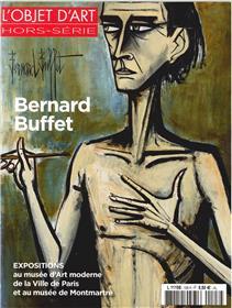 L´Objet D´Art Hs N°108 Bernard Buffet Octobre 2016