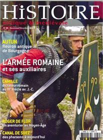 Histoire Antique Et Medievale N°88 L´Armee Romaine Novembre 2016