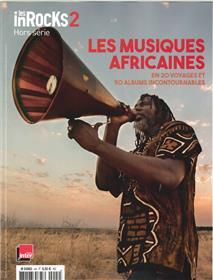 Les Inrocks Hs N° 4 Les Musiques Africaines  Novembre 2016