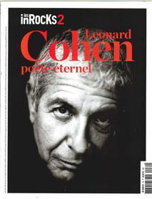 Les Inrocks2 Hs Leonard Cohen Poete Eternel Novembre 2016