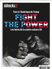 Les Inrocks2 Hs N°73  Les Heros De La Contre-Culture Americaine Janvier 2017