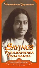Sayings Of Paramahansa Yogananda (English)