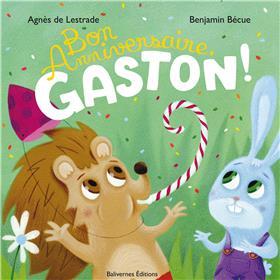 Bon Anniversaire, Gaston !