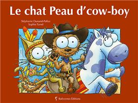 Le Chat Peau D´Cow-Boy