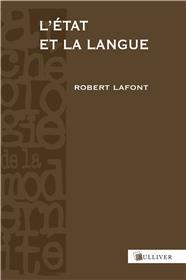 L´Etat Et La Langue