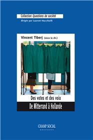 Des Votes Et Des Voix De Mitterrand A Hollande