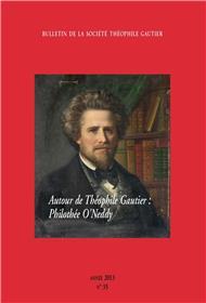 Bulletin De La Societe Theophile Gautier N°35 / Autour De Gautier : Philothee O´Neddy