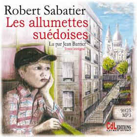 LES ALLUMETTES SUEDOISES (cd mp3)