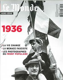 Le Monde Hs N°52 1936  Avril 2016