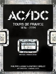 Ac/Dc Tours De France 1976-2014