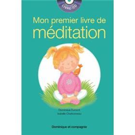 Mon Premier Livre De Meditation + Cd