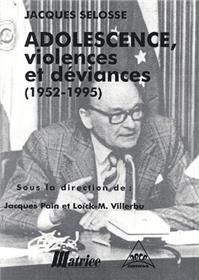 Adolescence Violences Et Deviances