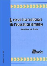 Familles Et Ecole