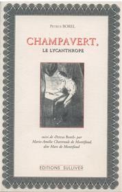Champavert Le Lycanthrope
