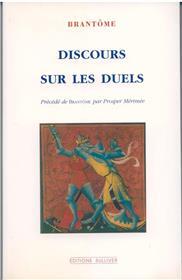 Discours Sur Les Duels