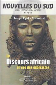 Le Discours Africain À L´Ère Des Exorcistes