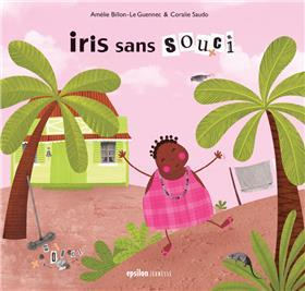 Iris Sans Souci