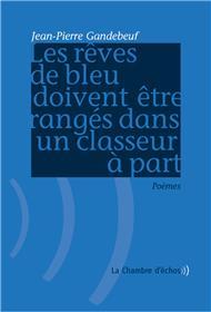Reves De Bleu Doivent Etre Range Dans Un Classeur A Part