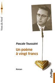 Un Poeme A Vingt Francs